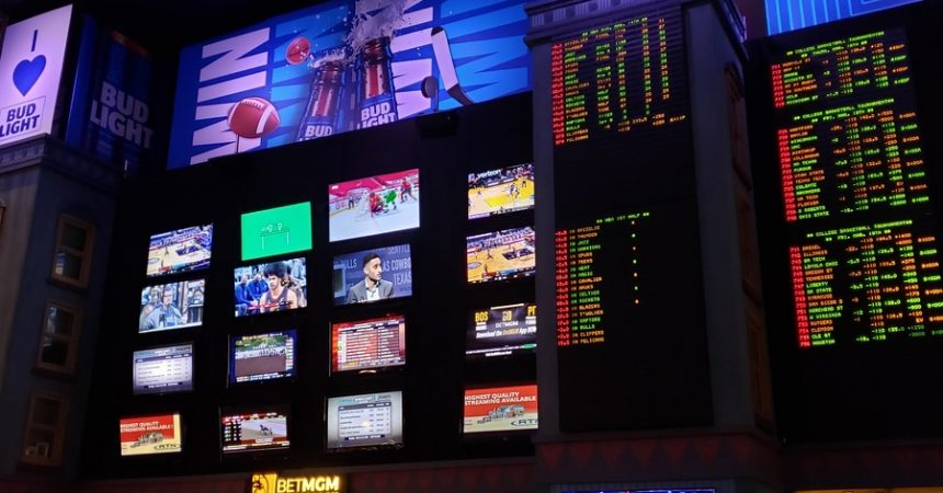 Nevada March 2021 sports betting