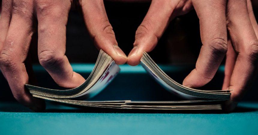 shuffle cards