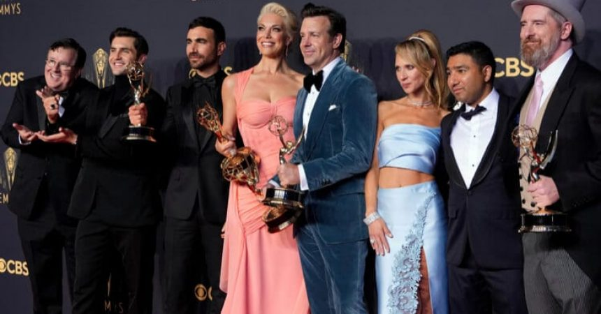 ted lasso cast emmys