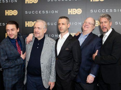 succession cast