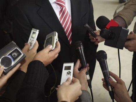 recorders press interview